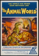 The Animal World - Australian Theatrical movie poster (xs thumbnail)