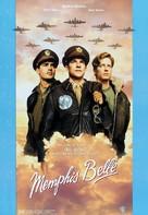 Memphis Belle - Australian Movie Poster (xs thumbnail)