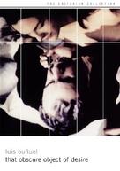 Cet obscur objet du désir - DVD cover (xs thumbnail)