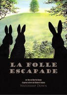 Watership Down - French Movie Poster (xs thumbnail)