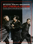 Husbands - French Movie Poster (xs thumbnail)