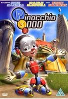Pinocchio 3000 - Danish poster (xs thumbnail)