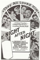 Night After Night - poster (xs thumbnail)