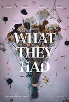 What They Had - Movie Poster (xs thumbnail)