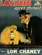 London After Midnight - Belgian Movie Poster (xs thumbnail)