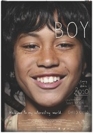 Boy - New Zealand Movie Poster (xs thumbnail)