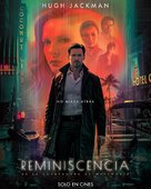 Reminiscence - Spanish Movie Poster (xs thumbnail)