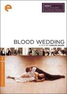 Bodas de sangre - DVD cover (xs thumbnail)