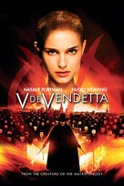 V for Vendetta - Spanish Movie Cover (xs thumbnail)