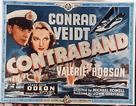 Contraband - British Movie Poster (xs thumbnail)