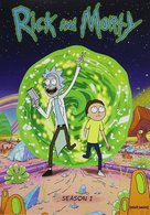 """Rick and Morty"" - DVD movie cover (xs thumbnail)"