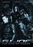 G.I. Joe: The Rise of Cobra - Brazilian Movie Cover (xs thumbnail)