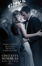 Fifty Shades Darker - Argentinian Movie Poster (xs thumbnail)