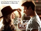 The Longest Ride - British Movie Poster (xs thumbnail)