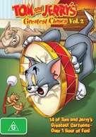 """Tom and Jerry"" - Australian DVD cover (xs thumbnail)"