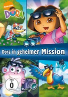 """Dora the Explorer"" - German DVD movie cover (xs thumbnail)"