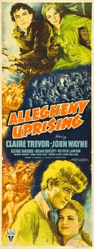Allegheny Uprising - Movie Poster (xs thumbnail)