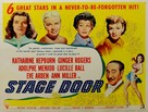 Stage Door - Movie Poster (xs thumbnail)