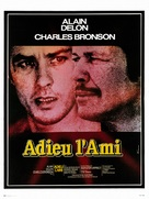Adieu l'ami - French Movie Poster (xs thumbnail)