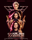 Charlie's Angels - Indian Movie Poster (xs thumbnail)