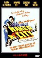 The Naked City - DVD cover (xs thumbnail)