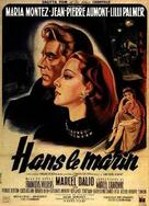Hans le marin - French Movie Poster (xs thumbnail)