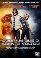 MacGruber - Brazilian DVD cover (xs thumbnail)