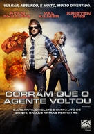 MacGruber - Brazilian DVD movie cover (xs thumbnail)