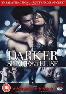 Darker Shades of Elise - British Movie Cover (xs thumbnail)