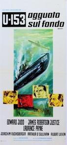 Mystery Submarine - Italian Movie Poster (xs thumbnail)