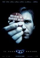 The Dark Knight - Italian Movie Poster (xs thumbnail)