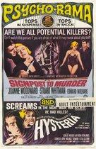 Hysteria - Movie Poster (xs thumbnail)