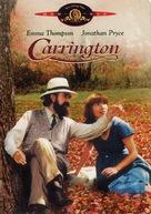 Carrington - DVD movie cover (xs thumbnail)