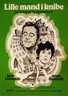 The Prisoner of Second Avenue - Danish Movie Poster (xs thumbnail)