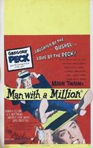 The Million Pound Note - Movie Poster (xs thumbnail)