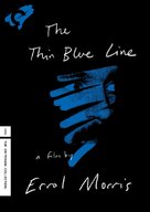 The Thin Blue Line - DVD cover (xs thumbnail)