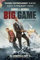 Big Game - British Movie Poster (xs thumbnail)
