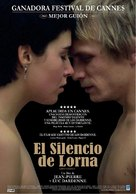 Le silence de Lorna - Argentinian Movie Poster (xs thumbnail)