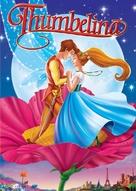 Thumbelina - DVD cover (xs thumbnail)