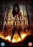 The Dead Matter - British DVD cover (xs thumbnail)