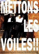 Nuns on the Run - French Movie Poster (xs thumbnail)