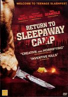 Return to Sleepaway Camp - Danish DVD cover (xs thumbnail)