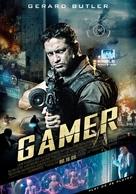 Gamer - Dutch Movie Poster (xs thumbnail)