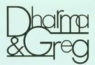 """Dharma & Greg"" - French Logo (xs thumbnail)"
