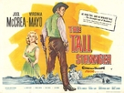 The Tall Stranger - British Movie Poster (xs thumbnail)