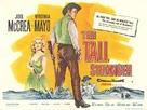 The Tall Stranger - British Movie Poster (xs thumbnail)