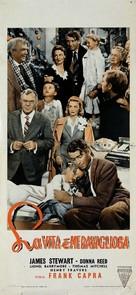 It's a Wonderful Life - Italian Movie Poster (xs thumbnail)