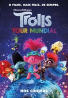 Trolls World Tour - Portuguese Movie Poster (xs thumbnail)