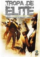Tropa de Elite - Brazilian DVD cover (xs thumbnail)