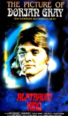 The Picture of Dorian Gray - German VHS movie cover (xs thumbnail)